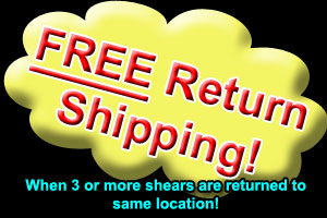 Free Return Shipping